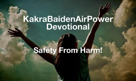 Safety From Harm!
