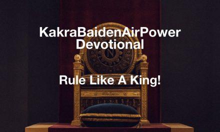 Rule Like A King!