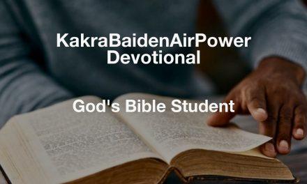 God's Bible Student