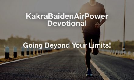 Going Beyond Your Limits!