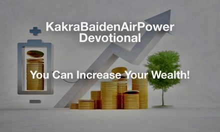 You Can Increase Your Wealth!